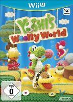 Nintendo Wii U Spiel - Yoshi's Woolly World DE/EN mit OVP