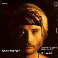 ☆ CD SINGLE Johnny HALLYDAY Quanto ti amo 2-track Ltd  NEUF SCELLE ☆