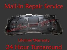 05-08 Ford Superduty Instrument Cluster Speedometer Odometer Repair Service