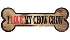 Chow Chow Sign – I Love My Bone 3×10