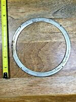 Old Metal Clock Dial Trim Ring   (Clock Dial Lot K1286)