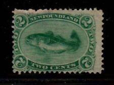 Newfoundland Scott 24 Mint hinged (Catalog Value $87.50)