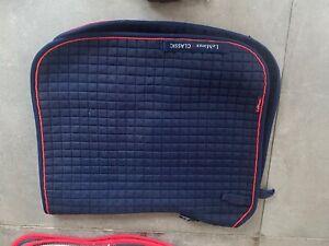 le mieux large dressage saddle pad