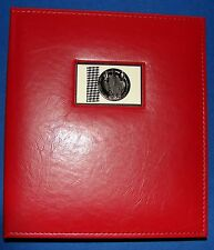 Red Bon Appetit Pocket Page Recipe Book * CR Gibson QP12-3213 NEW!