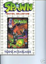 Spawn Capital City Collection signed Todd McFarlane