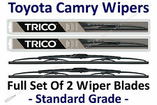 "2002-2006 Toyota Camry Wiper Blades Complete Set of 2 - 24""+19"" - 30240/30190"