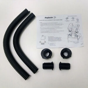 Rug Doctor Hose Kit - Converts to Hoseless Hood Design - Fits Mighty Pro X3