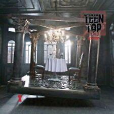 K-POP TEEN TOP Red Point [URBAN] 7th Mini Album CD+Photobook+Photocard Sealed