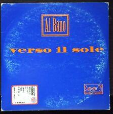 Al Bano – Verso Il Sole-Cd Single Promo Cardsleeve 1997 VG+/EX One Track
