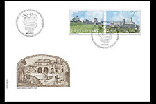 Zwitserland / Suisse - Postfris / MNH - FDC Europe, Castles 2017