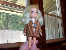 5 INCH DOLL WITH CLOTHES