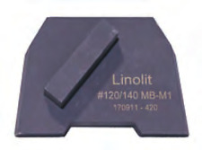 "Concrete Diamond Grinding Disc - 9x / Medium Bond #120/140 - 9 pieces "" Lavina"""