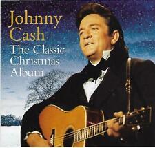 CD JOHNNY CASH ``The Classic Christmas Album`` - 16 Titel - Neu & OVP !!