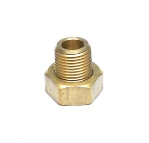 """1/2"""" Male NPT Pipe to 3/4"""" Female Garden Hose End GHT Swivel Adapter FasParts"""