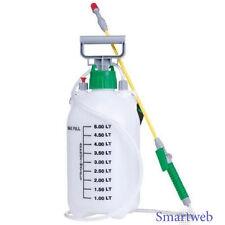 5 Liter Drucksprüher Sprühflasche Gartenspritze Gartengeräte Unkrautvernichter