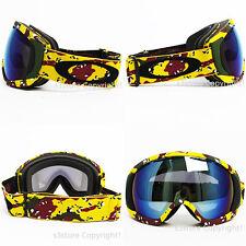 New Oakley Canopy Snow Goggle Tanner Hall High Grade Camo/Emerald Iridium $180