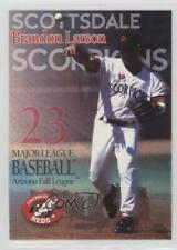 1997 Arizona Fall League All-Stars Brandon Larson #23