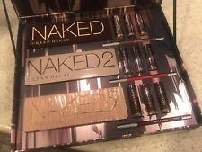 NEW Urban Decay 15 PC set Naked Vault Volume IV 4 ~ 3 Palettes 9 Lippie 3 Liner