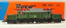 Roco BR-194 DB E-Lok Locomotive 04168A HO Scale