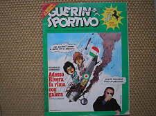 GUERIN SPORTIVO N.11 1976 CON DOPPIO FILM DEL CAMPIONATO TUTTI GOL DELLA SERIE A