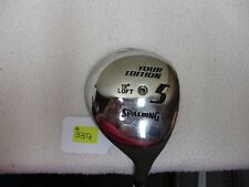 //New Spalding Tour Edition 19* #5 Fairway Wood - Right Hand - Men's - #339