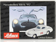 Schuco Piccolo Mercedes MB 300 SL PS 2005 W 198 nur 666x NEU OVP STG 1601-25-74