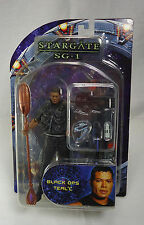 StarGate SG-1 series 2 BLACK OPS TEAL'C action figure (MIP)
