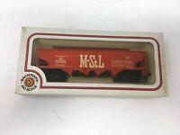 BACHMANN 43-1006-46 OPEN HOPPER - M & ST. L- HO SCALE  In Original Box