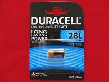 Duracell Photo 28L, PX28L, 2CR1/3N Lithium Batterie, Stückzahl 1,