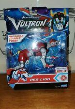 VOLTRON Legendary Defender - RED LION Basic Figure DreamWorks New Kids Toy Gift