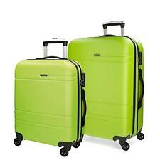 Movom Galaxy juego de maletas 68 cm 108 litros verde