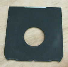 pattern   Linhof & Wista  fit  Lens board  for compur copal 0 34.7mm offset hole