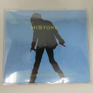 Michael Jackson History Promo Light Blue Edition Also Includes GHOSTS RADIO EDIT