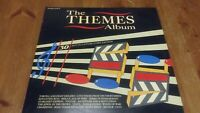 Various – The Themes Album-30 Hits To Capture Every Emotion 2 x Vinyl LP 1986