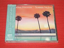 THELMA HOUSTON SUMMER NIGHTS JAPAN CD