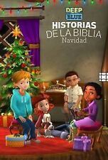 DEEP BLUE HISTORIAS DE LA BIBLIA NAVIDAD /DEEP BLUE BIBLE STORYBOOK CHRISTMAS -