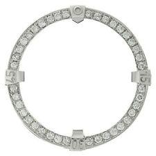 3.00 Carat Custom Diamond Bezel For Breitling Super Avenger