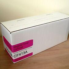 GENUINE HP CF413A/ 410A MAGENTA LaserJet MFP M377,M452,M477 Toner Cartridge (TC)