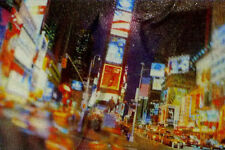 KOMAR WALL MURAL WALLPAPER NEW YORK CITY TIMES SQUARE AT NIGHT 9 X 13 FEET
