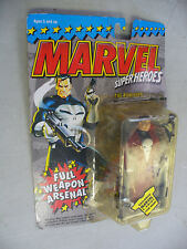 Marvel Toy Biz  Action Figure - The Punisher Full Weapon Arsenal - 1994