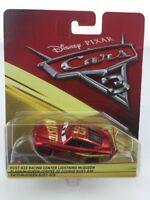 Disney Cars 3 Lightning McQueen Rusteze Rust-eze Racing Centre 1:55 NEW