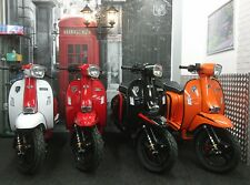 ROYAL ALLOY GT200 abs - Euro 4 Scooters - Large Stock In Store