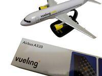 Vueling Airbus A320  Flugzeugmodell im Maßstab 1:200 Sammlerstück EC-KDT  -NEU-