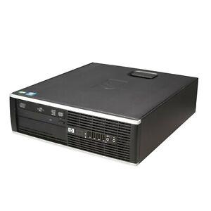 HP Compaq Pro 6005 SFF, Phenom X2 B55 CPU, 4GB RAM, 500GB HDD, Office 2016, WiFi