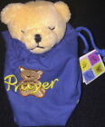 "Herrington Teddy Bears 2009 PETIT FOURS P4 ""PRAYER"" Teddy Plush in GIFT BAG"