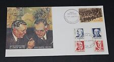 AUSTRALIA 1985 SCARCE PRIME MINISTERS PSE WITH 1972 SET OF 4 FIRST DAY COVER