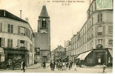 92 Suresnes rue du Moutier animée