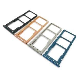 For Samsung Galaxy A71 A715 Dual Sim Micro SD Memory Card Tray Slot Holder New