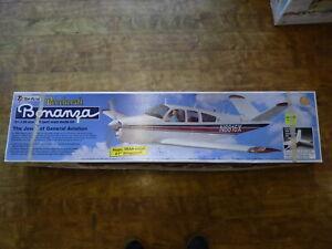 "Top Flite Beechcraft Bonanza 81"" Radio Control Aeroplane Kit 1/5 scale TOPA0305"