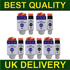 10 Compatible Advent 10 Ink Cartridge ABK10 & ACRL10 for A10 AW10 AWP10 Wireless